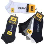 Caterpillar CAT Herren Sneaker Socken 10 Paar für 19,95€