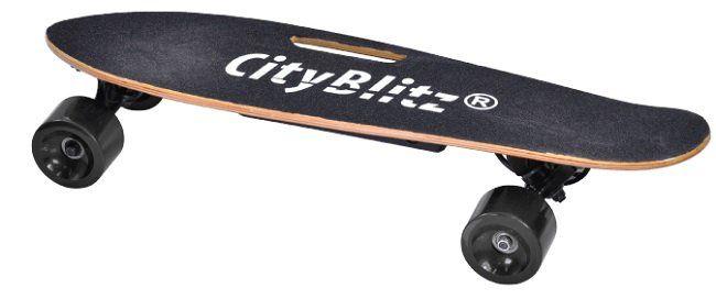 CITY BLITZ CB013 E Board in Schwarz für 139€ (statt 199€)