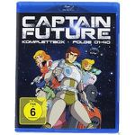 Captain Future – Komplettbox als Blu-ray ab 44€ (statt 64€)
