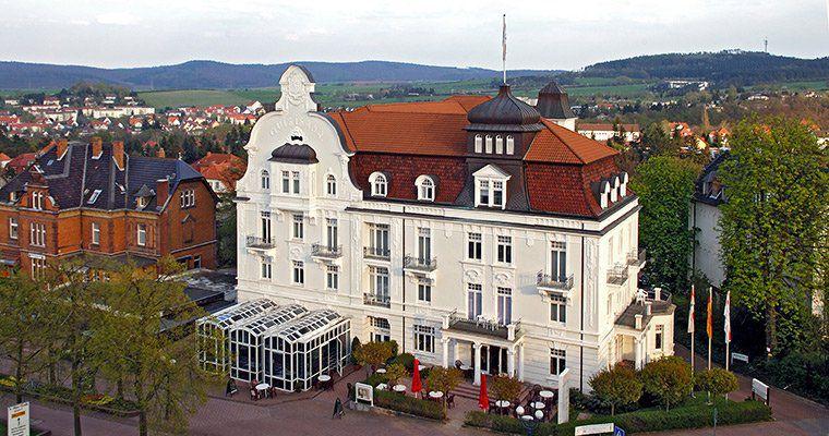 5 ÜN in Nordhessen inkl. Halbpension, Wellness, tgl. Eintritt in Quellentherme & mehr für 250€ p.P.