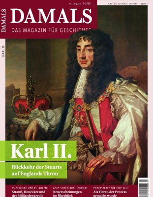 Top! 14 Ausgaben von DAMALS für 97,66€ inkl. 100€ Amazon Gutschein