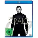 James Bond – Daniel Craig Collection inkl. Spectre auf Blu-ray für 18€ (statt 24€)