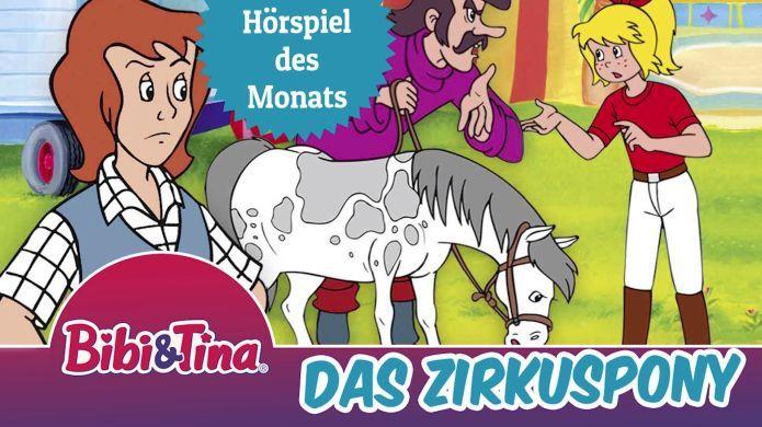 Bibi & Tina – Das Zirkuspony (Folge 4, Hörspiel) kostenlos