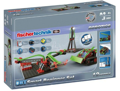 Vorbei! FISCHERTECHNIK 540586 BT Smart Set Bausatz für 90€ (statt 130€)