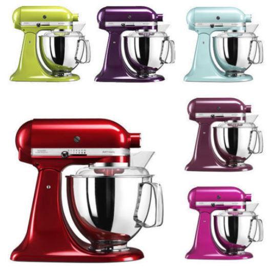 KitchenAid Artisan 5KSM175PS Küchenmaschine für 379€ (statt 495€)   generalüberholt