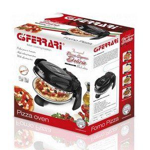 G3 Ferrari Delizia Pizzamaker in Rot oder Schwarz für 85,90€ (statt 99€)