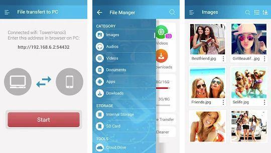 File Manager Pro (Android) gratis statt 4,39€