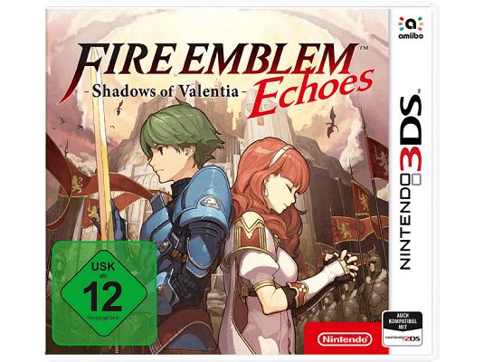 Vorbei! Fire Emblem Echoes: Shadows of Valentia (Nintendo 3DS) für 10€ (statt 25€)