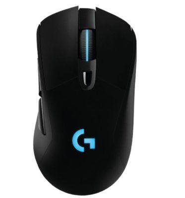 Logitech G703 Gamer Maus ab 46€ (statt 64€)