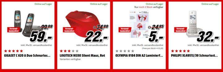 Media Markt Büro Tiefpreis Woche: heute z.B. HAMA Basic L42A Laminator für 12€ (statt 21€)