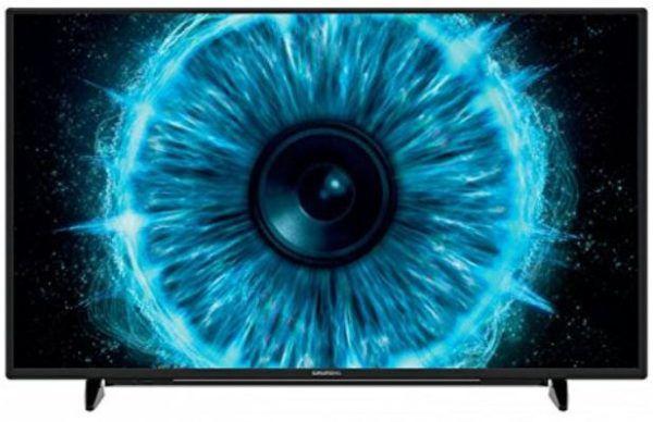 GRUNDIG 43 GUB 8852   43 Toll UHD smart TV mit triple Tuner für 333€