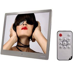 HAMA STEEL Digitaler Bilderrahmen 9.7 Zoll für 55€ (statt 68€)