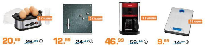 Saturn Haushalts Woche: z.B. Zeller 11644 magnetisches Memobord für 12,99€ (statt 19€)