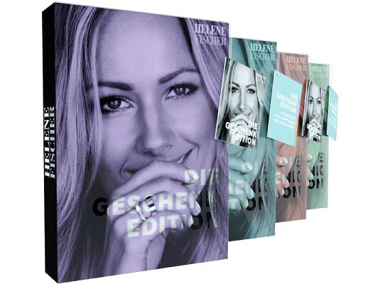 Helene Fischer   Die Geschenke Edition (CD + Blu Ray + DVD) für 19,99€ (statt 25€)