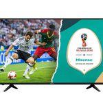 Hisense H65AE6030 – 65 Zoll UHD Fernseher mit HDR10 inkl. Triple Tuner für 464€ (statt 600€)