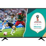 Hisense H65AE6030 – UHD 65 Zoll TV mit HDR10 inkl. Triple Tuner für 599€ (statt 799€)