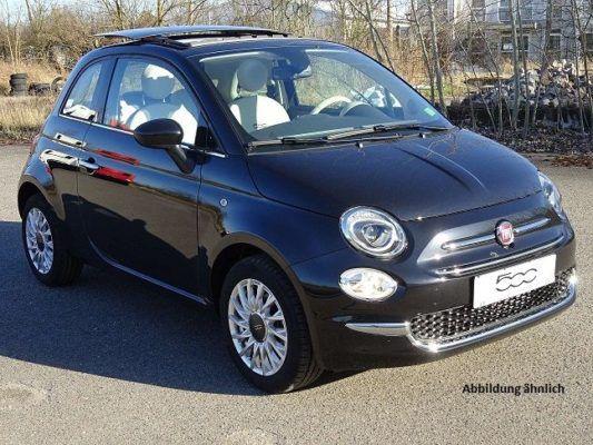 Fiat 500 1.2 8V Pop Leasing (privat und gewerblich) 89€ mtl.