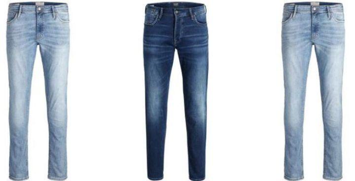 Jack & Jones Tim Leon und andere Herren Jeans  für je 24,95€ (statt 35€)