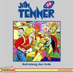 Jan Tenner – Befreiung der Erde (Folge 24, Hörspiel) kostenlos