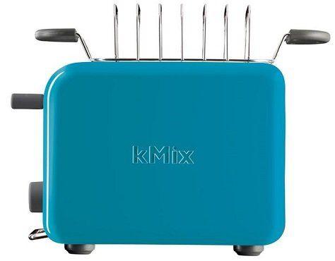 Kenwood kMix TTM023 Boutique 2 Scheiben Toaster in Blau für 39,90€ (statt 50€)