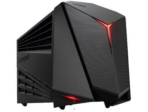 LENOVO IdeaCentre Y720 Cube Gaming PC mit i5, 8GB RAM, 1TB HDD, GTX1050Ti für 599€ (statt 899€)