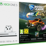 Xbox One S 500 GB – Rocket League Bundle für 173,99€ (statt 203€)