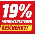 🔥 Knaller! MediaMarkt schenkt euch die MwSt. – 15,97% auf ALLES