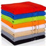 Mixibaby Bade-Handtücher 100 x 150cm 100% Baumwolle für 9,99€ (statt 16€)