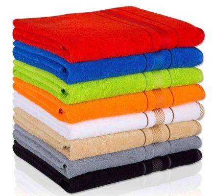 Mixibaby Bade Handtücher 100 x 150cm 100% Baumwolle für 9,99€ (statt 16€)