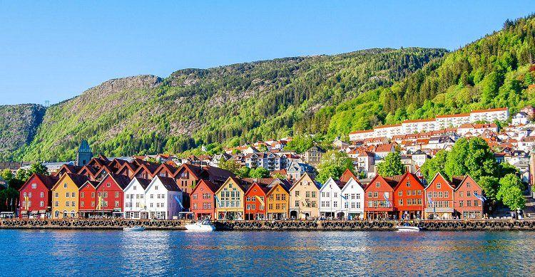 4   6 ÜN in Oslo und Bergen inkl. Flüge, Fjord Kreuzfahrt, Zugfahrt und Frühstück ab 449€ p.P.