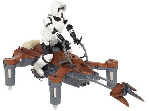 PROPEL Star Wars Speed Bike Battle Racing Drohne in Sammler Box für 50€ (statt 64€)
