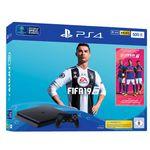 PS 4 slim 500GB + FIFA 19 für 272€ (statt ~324€) TOP!