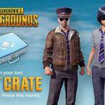 PUBG Pilot Crate Lootbox gratis   nur für (Twitch) Prime Mitglieder