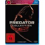 Predator Collection 1-3 Uncut als Blu-ray ab 12€ (statt 22€)