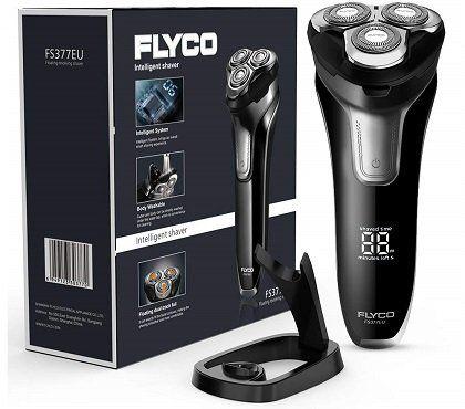 FLYCO FS377 Elektrorasierer mit USB Adapter für 28,99€ (statt 46€)