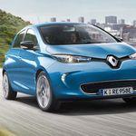 Kostenlose 24 Stunden Probefahrt des Renault Zoe   bei teilnehmenden Händlern