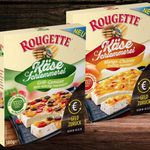 Rougette Käse-Schlemmerei gratis testen dank Geld zurück Garantie