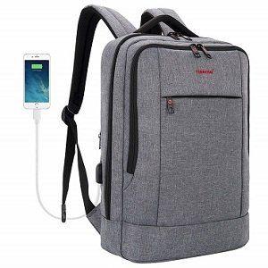 Tigernu Business Laptop Rucksack mit USB Ladeanschluss für 19,93€ (statt 24€)