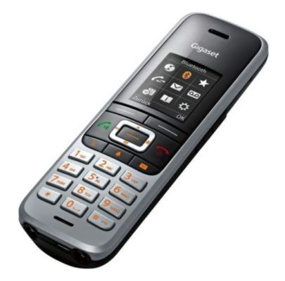 Gigaset S850 HX   DECT Mobilteil ab 38,99€ (statt 61€)