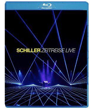 Schiller: Zeitreise – Live auf Blu ray für 6,99€ (statt 15€)