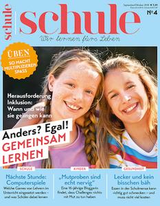 6 Ausgaben schule für 6€ (statt 36€)