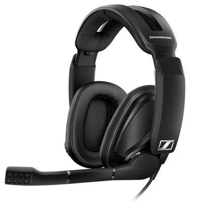 Sennheiser GSP 302 Noise Cancelling Gaming Headset für 56,39€ (statt 64€)