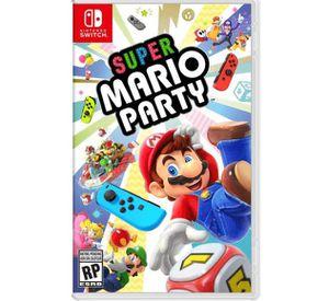 NINTENDO Switch Joy Con 2er Set + 1 Super Mario Game ab 99€ (statt 126€)