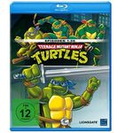 Teenage Mutant Ninja Turtles – Episode 1-56 (Blu-ray) für 10€ (statt 22€)