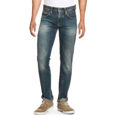 Tommy Hilfiger Ronnie Herren Jeans Tapered Fit für 55,99€