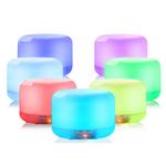 Ultraschall-Luftbefeuchter mit LED-Beleuchtung für 11,46€