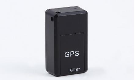 GF 07 Mini GPS Tracker für 6,40€