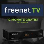 24 Monate freenet TV für eff. 2,88€ mtl. – Receiver für einmalig 9,95€ möglich
