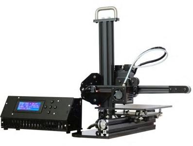Tronxy X1 DIY 3D Drucker für 95,15€ aus EU Warenlager