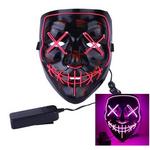 Maske mit LED-Beleuchtung (verschiedene Modelle) für je 6,17€
